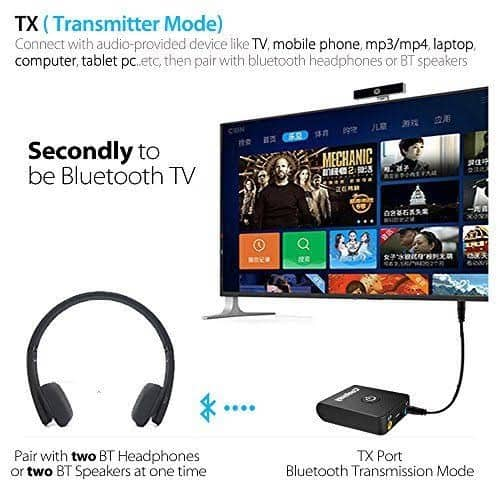 Can Bluetooth Earbuds connect to Smart T.V?