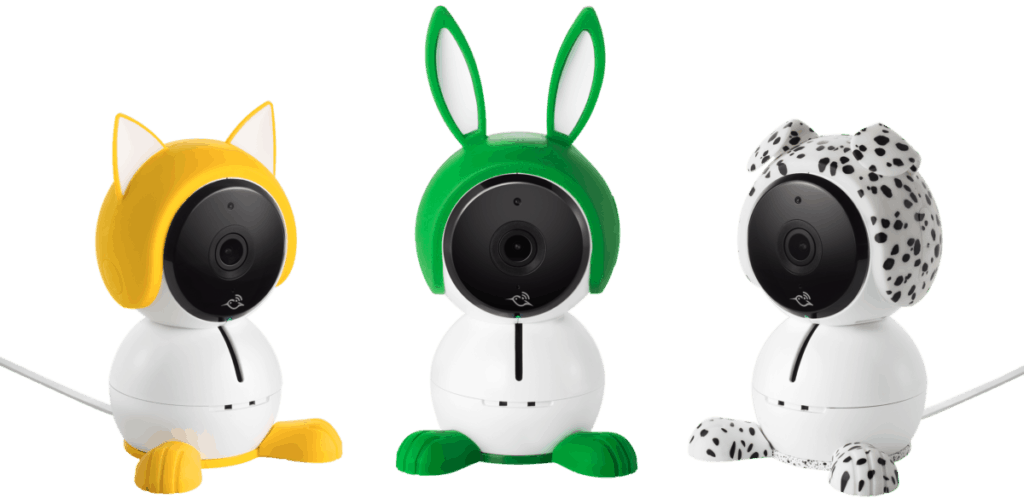 Security Camera With Sensors For Babies